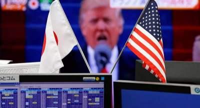 美日簽署初步貿易協議