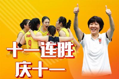 中國女排奪得2019年女排世界杯冠軍