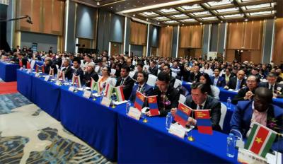 論道中國傳統酒文化 20國外交官齊聚南寧