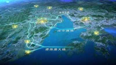 粵港澳大灣區五大機場正加快基建