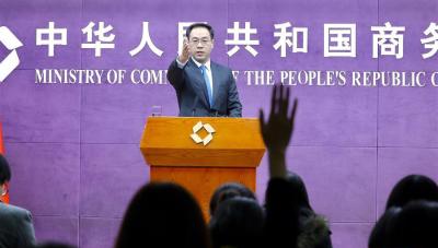 中國商務部:中美雙方經貿團隊將繼續保持密切溝通