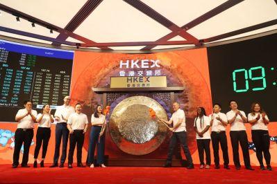 首個美股港股同時上市的中國互聯網公司