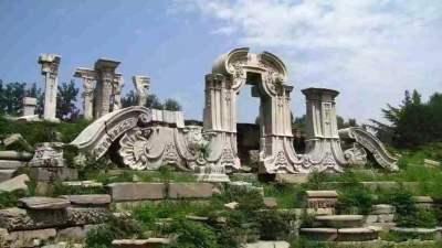 中國文旅部:圓明園等22家景區擬定為國家5A級旅遊景區