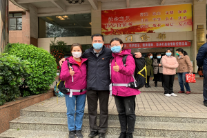 中山三院医疗队胃肠外科护士 吴文华