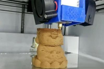 科技「牽手」傳統 3D打印打出可食可用的「傳統文化」