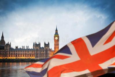 英國三分之二企業全面復工