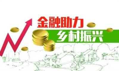 以金融創新助力鄉村振興