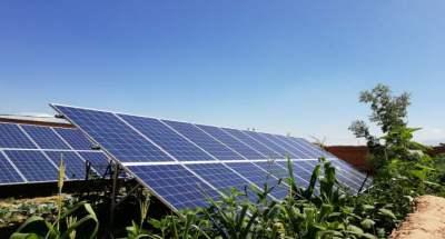 能源產業扶貧效益明顯