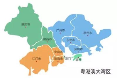 大灣區建設為香港發展提供新動力