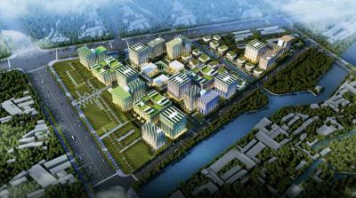 中國上海5G特色產業園區開啟「園中園」