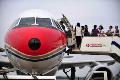 2020年民航旅客運輸量達4.2億人次 連續15年居世界第二