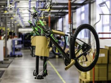 一季度增速30% 國內自行車行業實現產銷兩旺