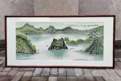 金慶豐書法作品專題展(一)